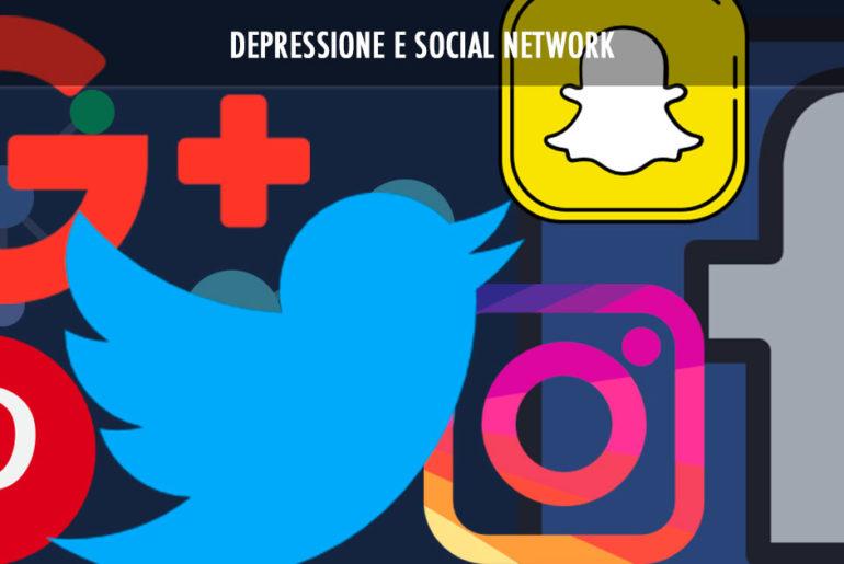 depressione e social network